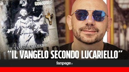 """Il rap di Lucariello: """"Nel mio 'Vangelo' divento un killer per capire i problemi di Napoli"""""""