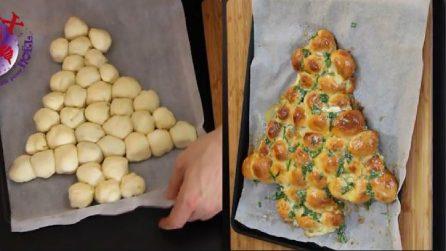 Albero di Natale salato: una ricetta squisita e originale