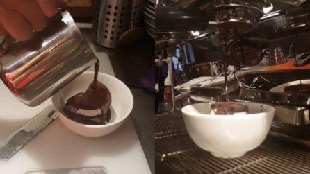 Con tre golosi ingredienti prepara un caffè speciale