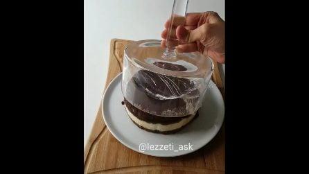 Tutto in una coppa: un dolce senza cottura golosissimo