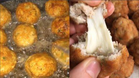 Bignè filanti di pollo: una ricetta squisita e semplice