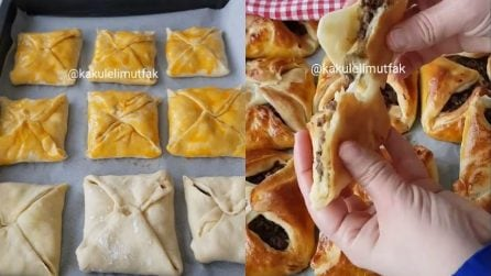Quadratini di pizza farciti: una ricetta sfiziosa e ottima
