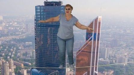 Chi è Tatiana, la nonna esilarante che con i suoi effetti speciali sta facendo impazzire il web
