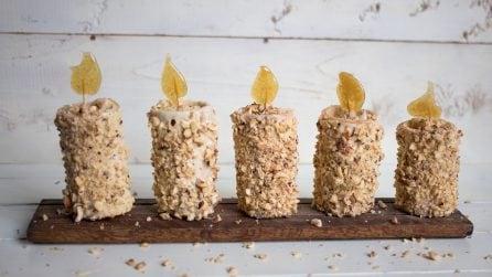 Candele di pasta frolla: un delizioso dolcetto di Natale!