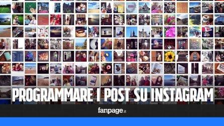 Con questa app gratis potrai programmare i tuoi post anche su Instagram