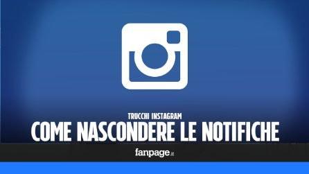 Da oggi su Instagram si possono nascondere le notifiche: ecco come fare