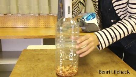 Come sbucciare le arachidi in pochi secondi