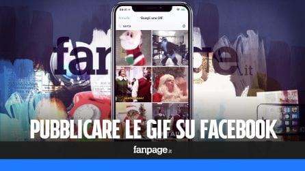 Da oggi puoi cercare (e pubblicare) le GIF direttamente da Facebook