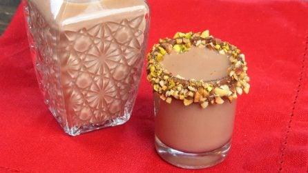Liquore al cioccolato: come prepararlo in pochi minuti