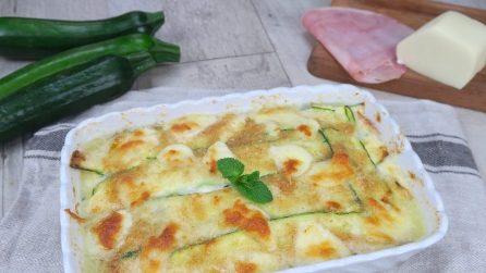 Parmigiana veloce di zucchine: pronta in soli 30 minuti!