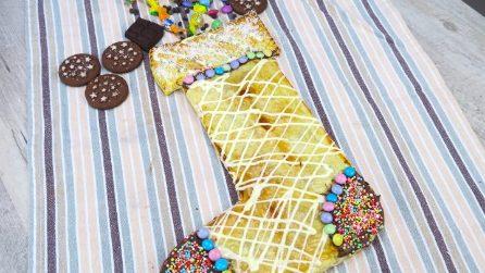 Epiphany dessert: and original and tasty idea!