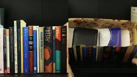 Come realizzare finti libri per nascondere gli oggetti preziosi