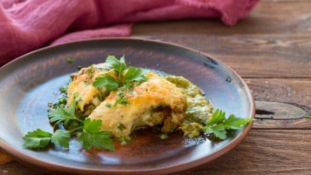 Rotolini di pollo con pesto e formaggio: la combinazione gustosa da provare subito!