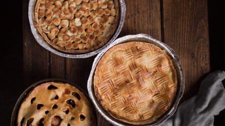 3 modi per decorare le crostate: il terzo è meraviglioso!