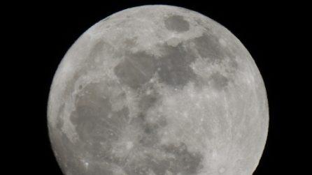 La Superluna del Lupo apre il 2018: lo spettacolo sui cieli d'Italia