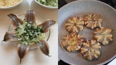 Tortino di alici: un piatto ottimo e facile da preparare
