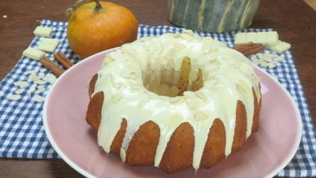 Pumpkin bundt cake: A delicious and moist cake that everyone will love!