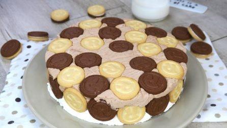 Torta di biscotti: il dessert senza forno che stupirà tutti!