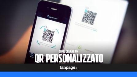 Con questa app gratis potrai creare il tuo codice QR personalizzato