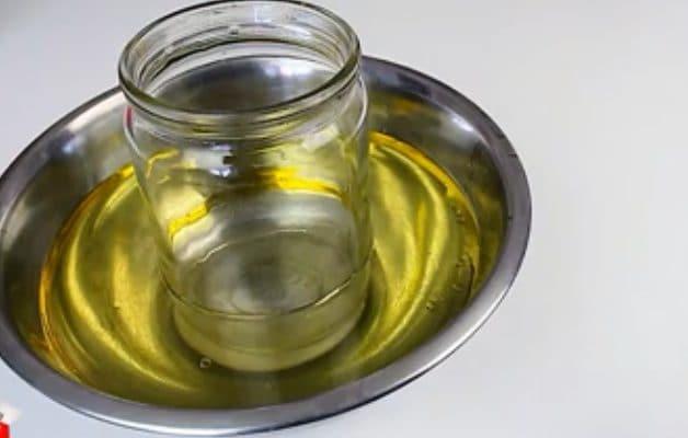 Come Tagliare Le Bottiglie Di Vetro.Come Tagliare Il Barattolo Di Vetro Con L Olio