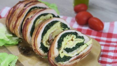 Turkey roulade: a great recipe for a tasty and fun dish