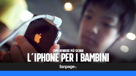 Con questi consigli renderai l'iPhone più sicuro per i bambini