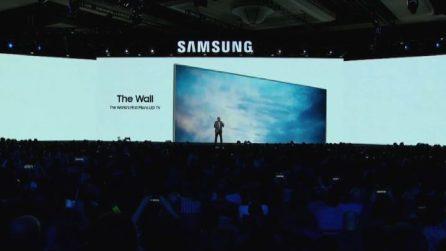 TV modulare, casa intelligente e auto autonoma: cosa ha presentato Samsung al CES di Las Vegas
