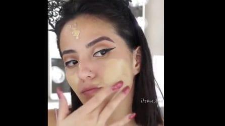 Da così a così: la trasformazione bellissima con il make up