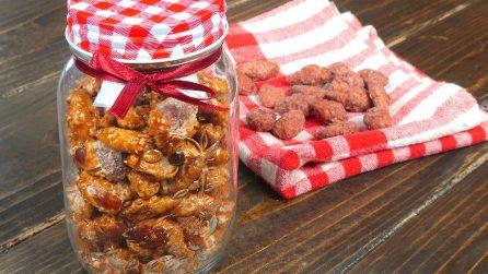 Mandorle caramellate: la ricetta veloce per farle in casa