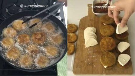 """""""Panini"""" di zucchine: una ricetta squisita e semplice da preparare"""