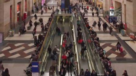 Le scale mobili compiono 125 anni: 800mila in tutto il mondo