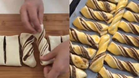 Vortici golosi: la ricetta per prepararli velocemente