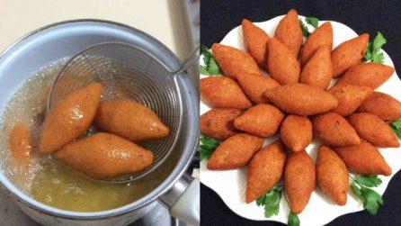 Conchiglie ripiene e fritte: una ricetta da leccarsi i baffi