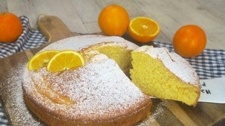 Pan d'arancio pronto in 5 minuti: il trucchetto che proverete subito!