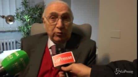 """Pippo Baudo: """"Baglioni farà un bel festival di Sanremo"""""""