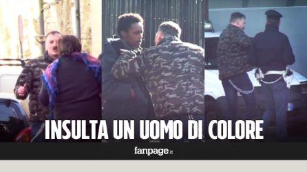 Insulta un uomo di colore in pubblico: le reazioni dei passanti [Esperimento Sociale]