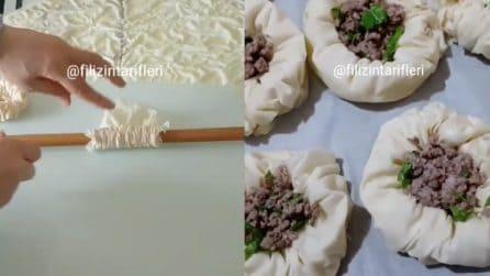 Cestini rustici e ripieni: una ricetta perfetta per una cena veloce