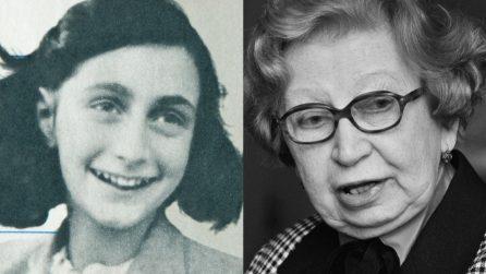 Miep Gies, la donna che nascose Anna Frank e salvò il suo diario. L'umanità dovrebbe dirle grazie
