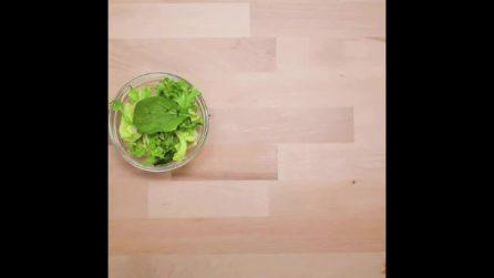 Come usare la lattuga che sta per appassire
