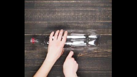 Come riciclare le bottiglie di plastica: un'idea semplice e utile per la casa