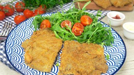 Cotolette di funghi: la ricetta vegetariana che non vedrete l'ora di provare!