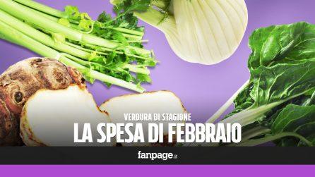 La verdura di stagione: cosa comprare a febbraio