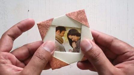 Come realizzare una cornice con la carta