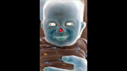 Guardate il puntino rosso per 10 secondi: un effetto ottico che vi lascerà a bocca aperta