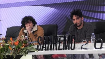 """Fabrizio Moro: """"La parola plagio fa male, la canzone l'ho scritta io"""""""
