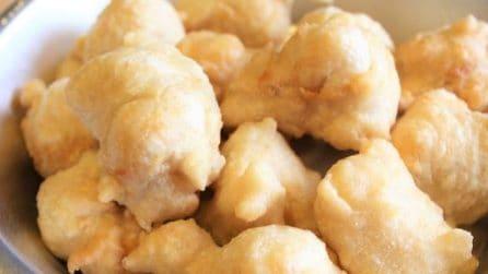 Frittelle di pasta cresciuta: come prepararle in casa