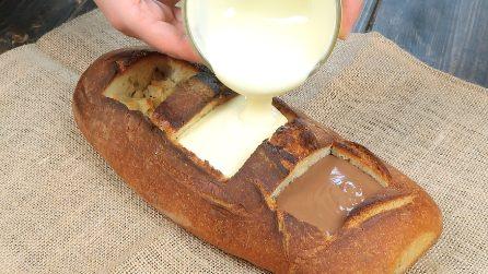 Pane ai tre cioccolati: la ricetta super golosa