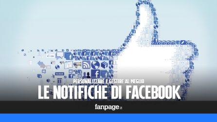 Personalizzare e gestire al meglio le notifiche di Facebook