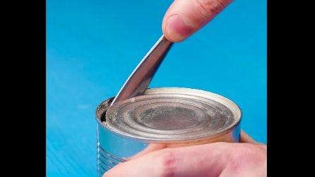 Come aprire un barattolo senza apriscatole