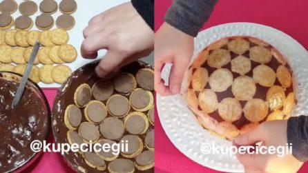 """Torta """"cupola"""" al cioccolato: un dessert che farà impazzire tutti"""